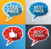 Preços Fotografia de Stock