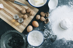 Prep food Royalty Free Stock Photography