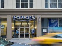 Prep ingang van de Kaplantest aan een takplaats in San van de binnenstad F stock foto's