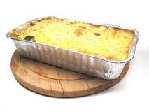 prepacked печь тарелки стоковые изображения rf