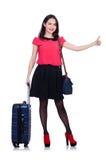 Preparação da mulher Imagem de Stock