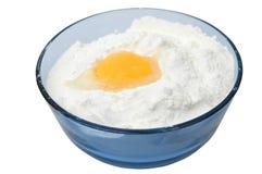 Preparação da sobremesa Imagem de Stock
