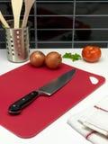 Preparação de alimento Fotografia de Stock
