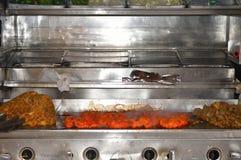 Preparação de alimento Fotos de Stock Royalty Free