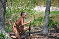 Preparação para a batalha Imagem de Stock Royalty Free