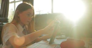 Preparação para exames em casa vídeos de arquivo