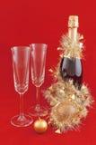 Preparações do Natal Foto de Stock Royalty Free