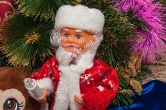 Preparações para o Natal Foto de Stock Royalty Free