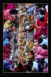 Preparación colorida, con sabor a fruta fotografía de archivo libre de regalías