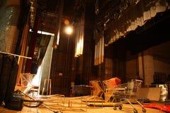 Preparación de la etapa Foto de archivo libre de regalías