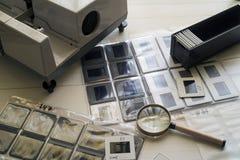 Preparación de la sesión de la presentación Fotos de archivo libres de regalías