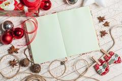 Preparación para el partido del Año Nuevo Imágenes de archivo libres de regalías