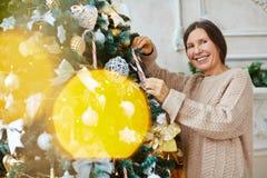 Preparación para la Navidad Imagen de archivo libre de regalías
