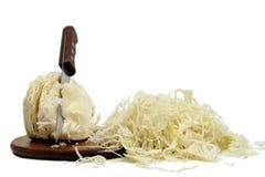 Preparando o sauerkraut Imagens de Stock Royalty Free