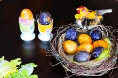 Preparandosi per Pasqua Immagini Stock