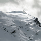 Preparar-se para o passeio do esqui da fora-fuga! fotos de stock royalty free