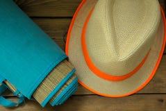 Preparar-se por um dia de verão quente Foto de Stock Royalty Free