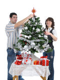 Preparation for Christmas Stock Photos