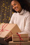 Preparation before Christmas Royalty Free Stock Photography
