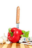 Preparation for cooking Royalty Free Stock Photography