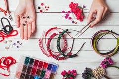 Free Preparation For Handmading Stock Images - 71309574
