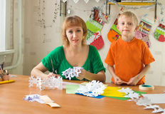 Preparation for a holiday Royalty Free Stock Photos