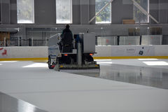 Preparation of ice Stock Images