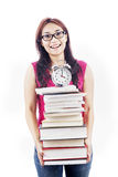 Preparation time of exams Stock Images