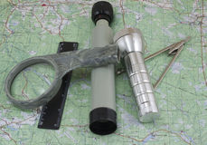 Preparation for travel Stock Photo