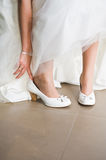 Preparation for the wedding Royalty Free Stock Image