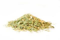 Preparato casalingo secco della minestra di verdura Immagine Stock Libera da Diritti