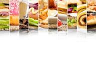 Preparato degli alimenti a rapida preparazione Fotografia Stock