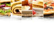 Preparato degli alimenti a rapida preparazione Fotografie Stock Libere da Diritti