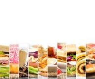 Preparato degli alimenti a rapida preparazione Fotografia Stock Libera da Diritti