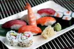 Preparato dei sushi Immagini Stock Libere da Diritti