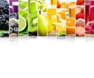 Preparato del tè della frutta Immagine Stock