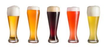Preparato della birra fotografie stock libere da diritti