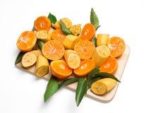 Preparato della frutta Fotografie Stock Libere da Diritti