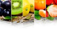 Preparato della frutta Immagini Stock Libere da Diritti
