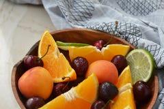 Preparato della frutta Fotografia Stock Libera da Diritti