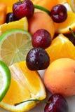 Preparato della frutta Fotografia Stock