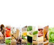 Preparato sano della prima colazione Fotografie Stock Libere da Diritti