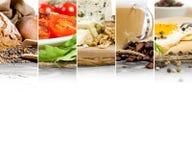 Preparato sano della prima colazione Immagini Stock Libere da Diritti