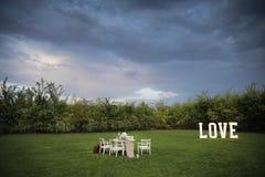 Preparazioni di nozze immagine stock libera da diritti