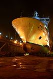 Preparazioni finali dell'imbarcazione Fotografie Stock