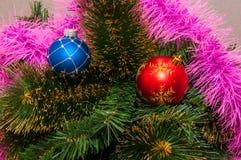 Preparazioni per il Natale Fotografia Stock Libera da Diritti