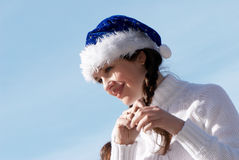 We prepare for celebrating of New Year's holidays Royalty Free Stock Photography