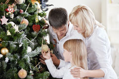 Prepare for Christmas Stock Images