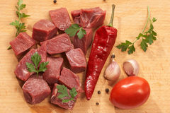 Free Prepare Meat Stock Images - 1218044