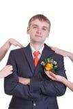 Prepare for the wedding Stock Photos